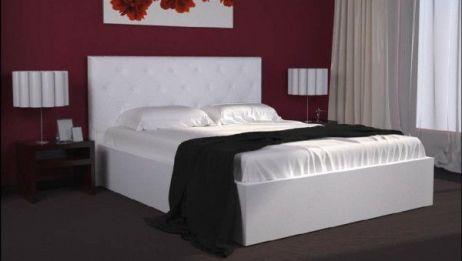 Кровать Богера 5 160х200 (с ламелью и подъемным механизмом) Гербор