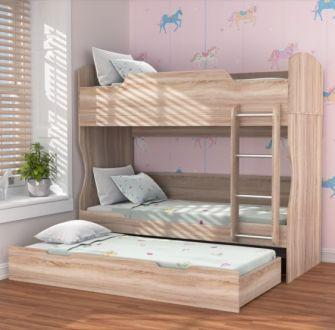 Ліжко Хостел (Hostel) з 2-ма вкладами ВМВ Холдинг