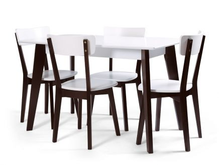 Стіл Мілан 120х70 + стілець Тор