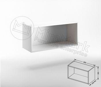 Міленіум верхня секція 80В Ніша 360мм(80ВН/720)