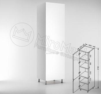 Міленіум секція пенал 60P 2156мм(60Р/2156)ЛІВИЙ