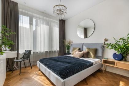 Продуманий інтер'єр спальні