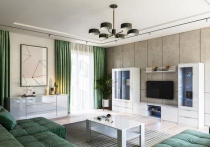 Топ 5 меблів у вітальню у інтернет магазині меблів Bristol у 2021 році
