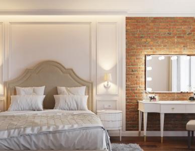 Яким повинно бути освітлення у спальній кімнаті