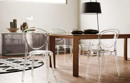 Пластикові меблі для дому